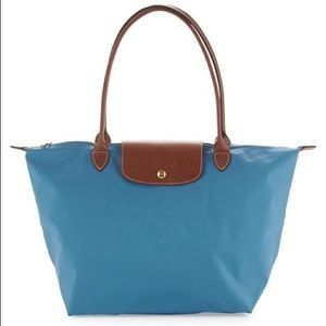 Longchamp Le Pliage Small Tote with Tags